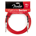 Cable instrumentos Fender California 4,5 m CAR