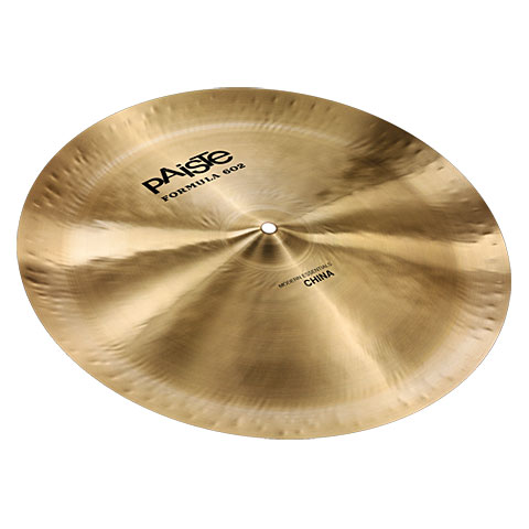 Paiste Formula 602 Modern Essentials 22  China