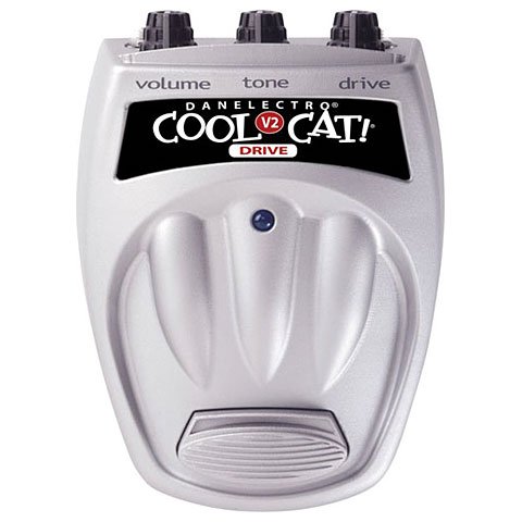 Danelectro CO-2 Cool Cat Drive V2