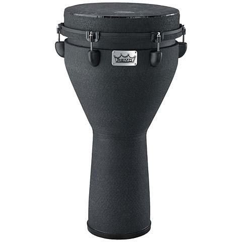 Remo Mondo Djembe Drum - Black Earth 14