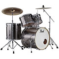 "Pearl Export 22"" Smokey Chrome Complete Drumset « Batería"