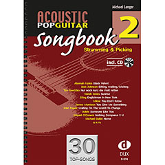 Dux Acoustic Pop Guitar Songbook 2