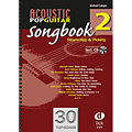 Libro de partituras Dux Acoustic Pop Guitar Songbook 2