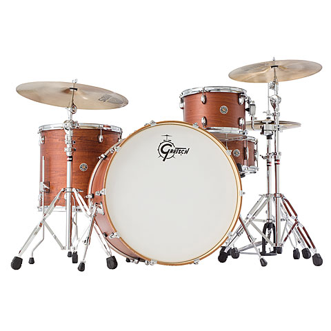 Gretsch Catalina Club 24  Satin Walnut Glaze Drumset