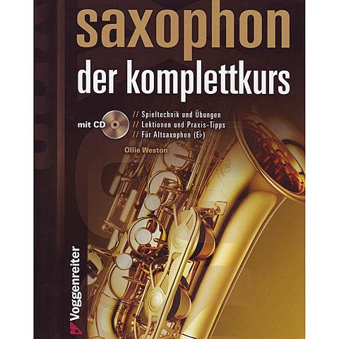 Voggenreiter Saxophon der Komplettkurs