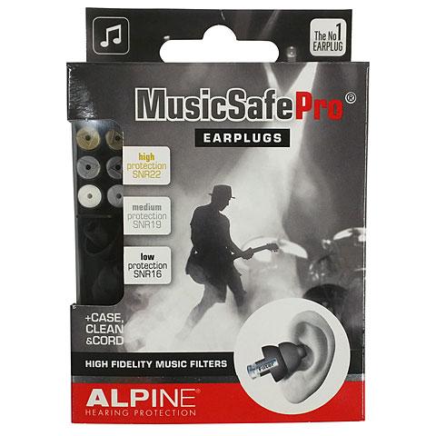 Alpine Music Safe Pro Black Edition