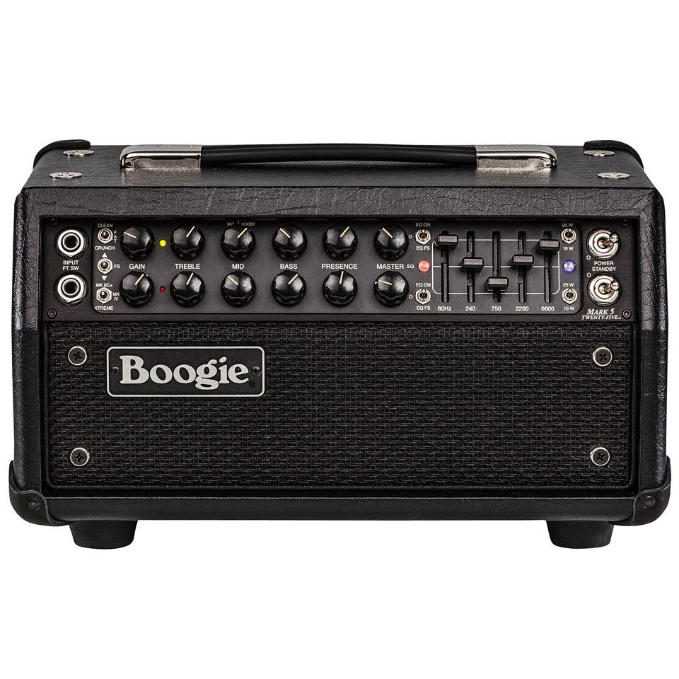 Mesa boogie mark v 25 cabezal guitarra for Amplificadores mesa boogie