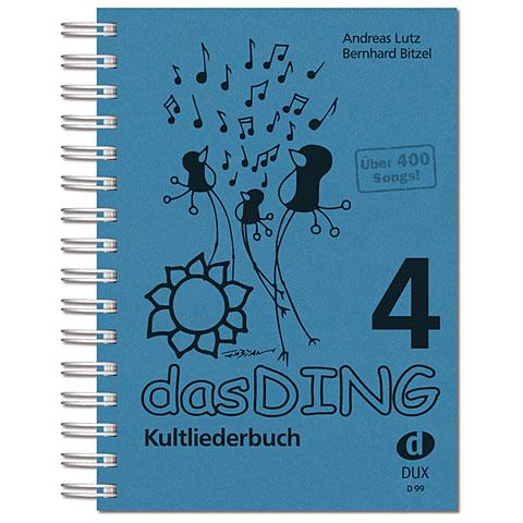 Dux Das Ding 4 - Kultliederbuch