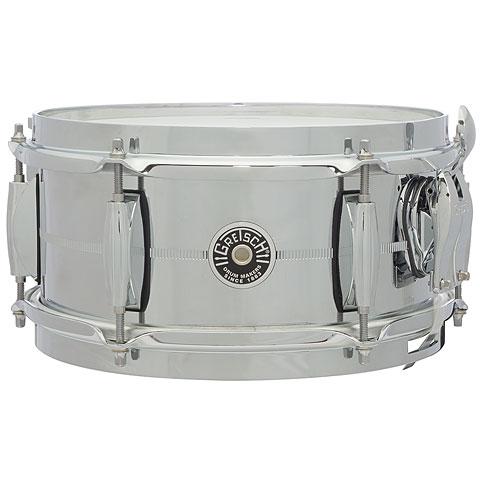 Gretsch USA Brooklyn 10  x 5 , Chrome over Steel Snare