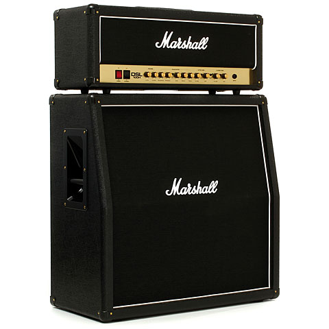 Marshall DSL100H + 1960A Halfstack