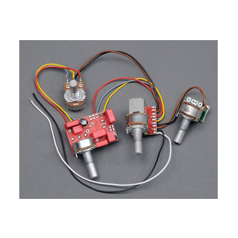 Glockenklang 2-Band Elektronik