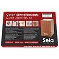 Cajón flamenco Sela Cajon Quick Assembly Kit