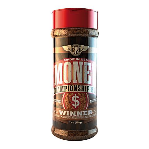 Big Poppa Smokers BPS Money Rub 7 oz - 198 g