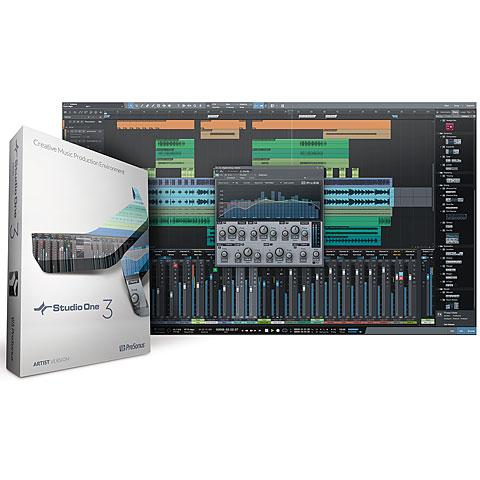 Presonus Studio One V3 Artist