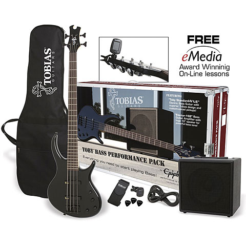 Epiphone Toby Bass Perfomance Pack