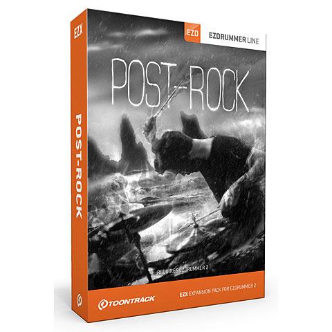 Toontrack Post Rock EZX