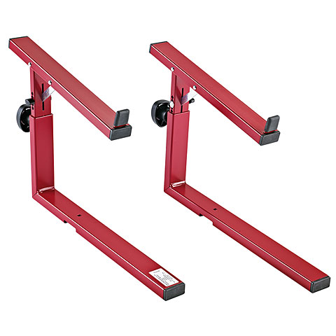 K&M 18813 Stacker (ruby red)