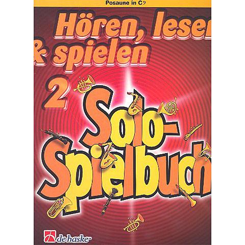 De Haske Hören, Lesen & Spielen Bd. 2 Solo-Spielbuch