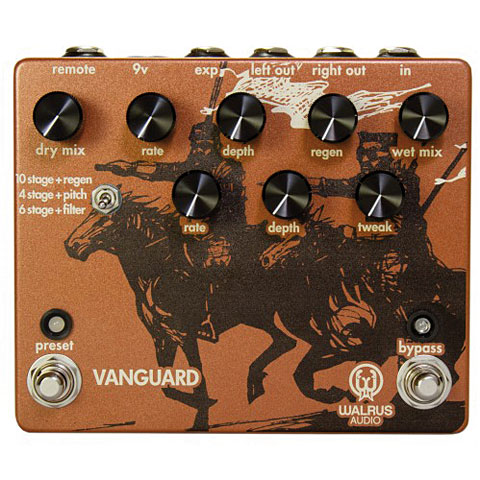 Walrus Audio Vanguard