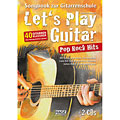 Libro de partituras Hage Let's Play Guitar Pop Rock Hits