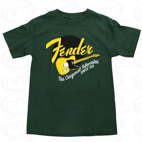 Fender Original Tele GRN M