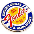 Fender Magnet Clip Guitars and Amps Logo « Artículos de regalo