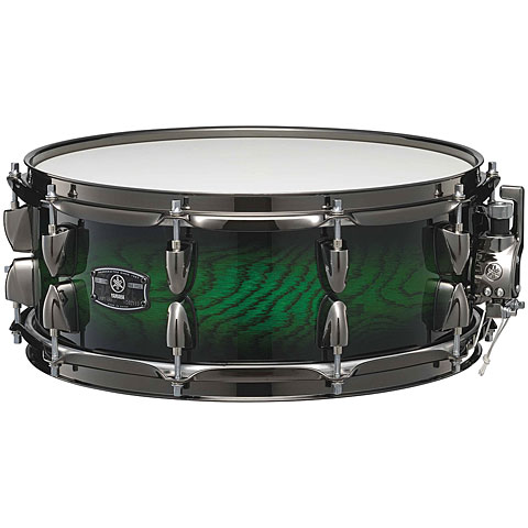 Yamaha Live Custom 14  x 5,5  Emerald Shadow Sunburst