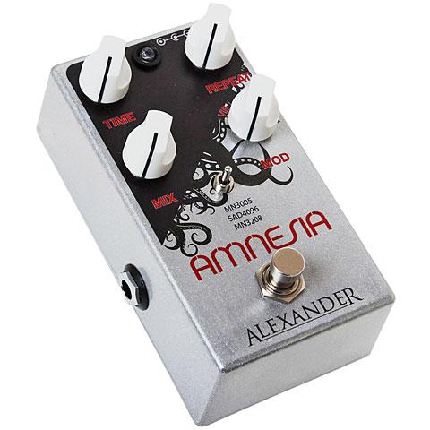 Alexander Amnesia