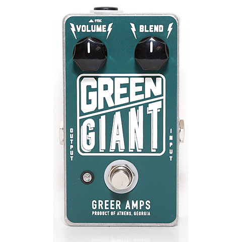 Greer Amps Green Giant