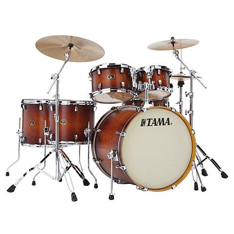Tama Silverstar 22  Antique Brown Burst