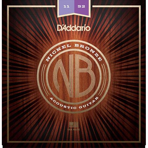 D'Addario NB1152 Nickel Bronze Set