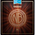 Cuerdas guitarra acúst. D'Addario NB1253 Nickel Bronze Set
