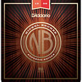 Cuerdas guitarra acúst. D'Addario NB1356 Nickel Bronze Set