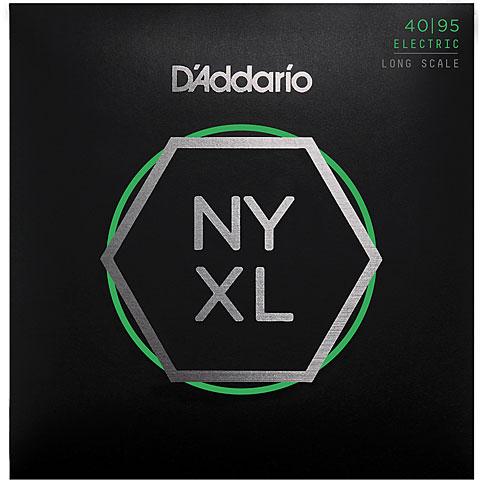 D'Addario NYXL4095 Set