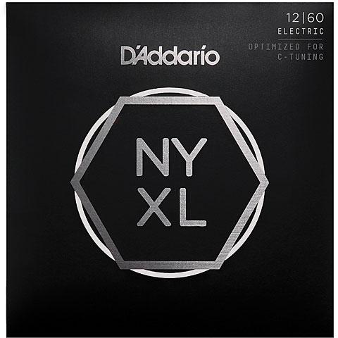 D'Addario NYXL1260 Set