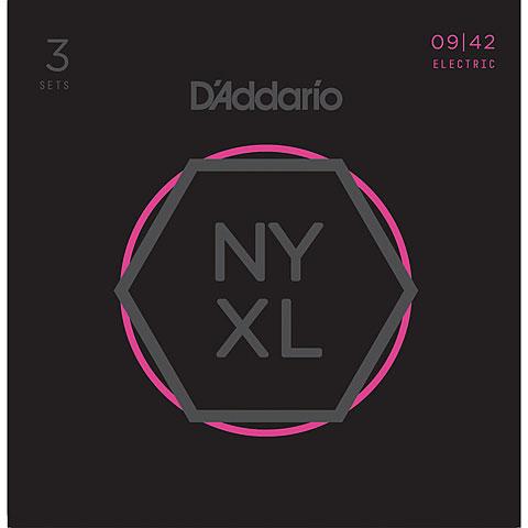 D'Addario NYXL0942-3P 3-Pack