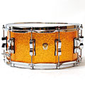 "Caja Ludwig Classic Maple 14"" x 6,5"" Gold Sparkle"