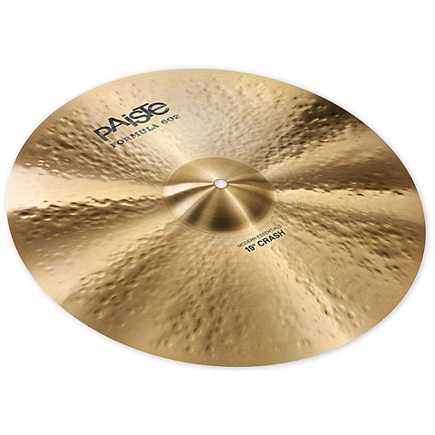 Paiste Formula 602 Modern Essentials 19  Crash