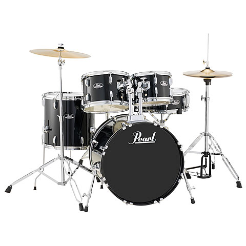Pearl Roadshow 20'' Jet Black kit