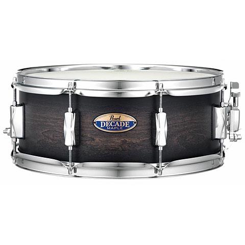 Pearl Decade Maple 14  x 5,5  Satin Black Burst