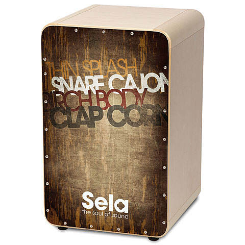 Sela CaSela SE075 Vintage Brown