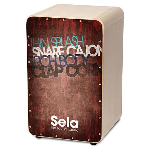 Sela CaSela SE076 Vintage Red