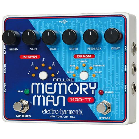 Electro Harmonix Deluxe Memory Man 1100 TT