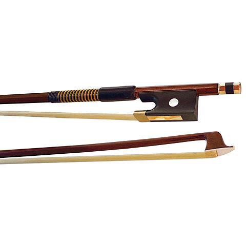 Hidersine Violin Bow - Brazilwood - Octagonal 1/4