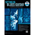 Libros didácticos Alfred KDM Sitting In: Blues Guitar (+ DVD)