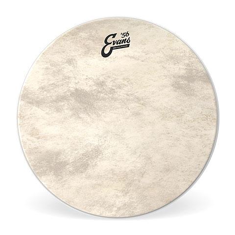 Evans EQ4 Calftone 16  Bass Drum Head