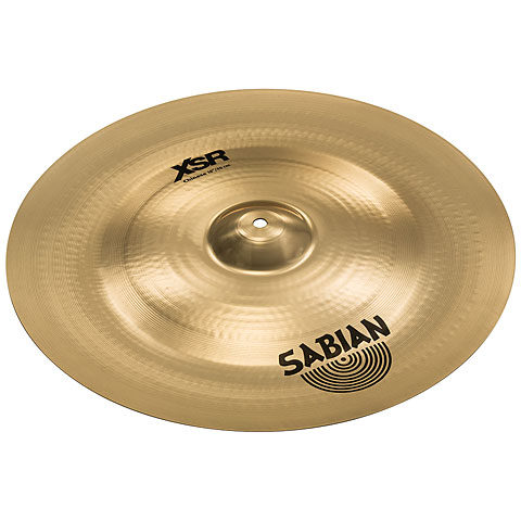 Sabian XSR 18  Chinese