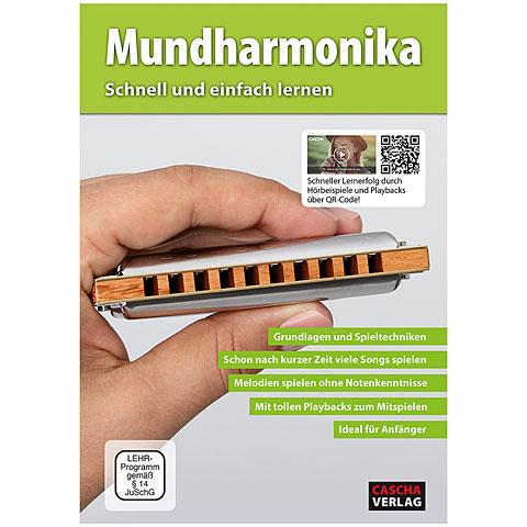 Cascha Mundharmonika schnell und einfach lernen