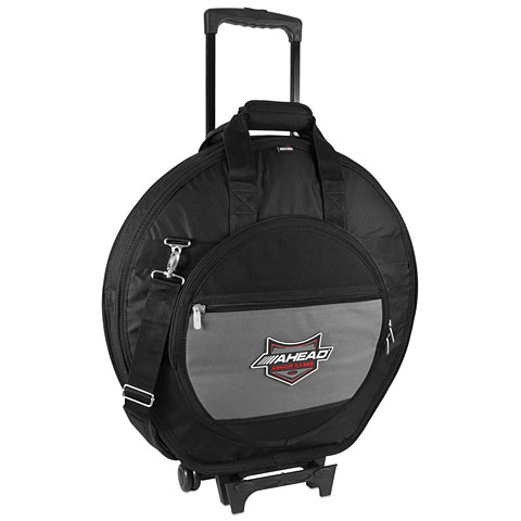 AHead Armor AA6024W Deluxe Heavy Duty Cymbal Bag with Wheels
