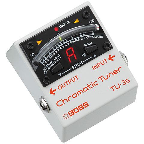 Boss TU-3S Chromatic Tuner